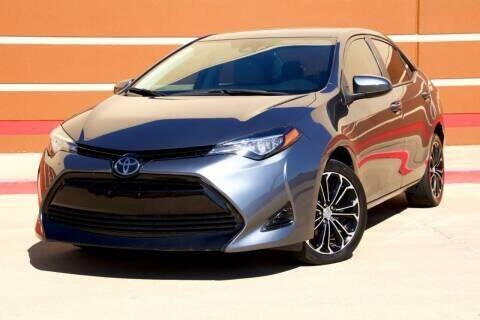 2018 Toyota Corolla for sale at Auto Hunters in Houston TX