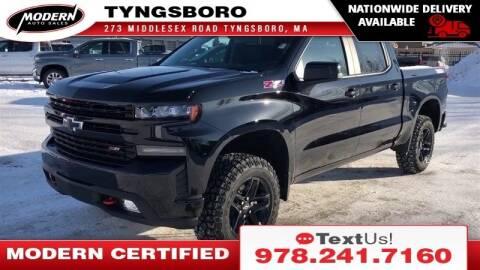 2021 Chevrolet Silverado 1500 for sale at Modern Auto Sales in Tyngsboro MA
