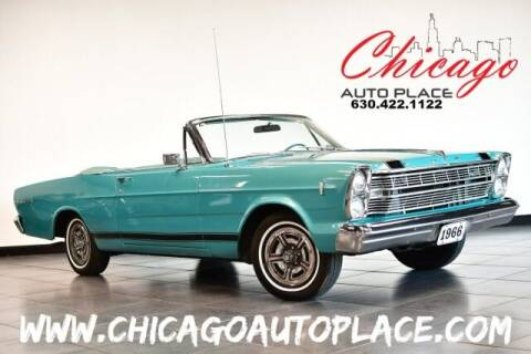 1966 Ford Galaxie for sale at Chicago Auto Place in Bensenville IL