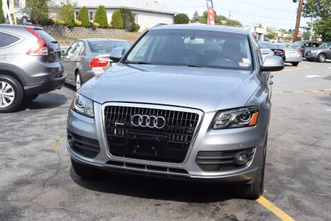 2010 Audi Q5 for sale at Platinum Auto Sales in Leominster MA
