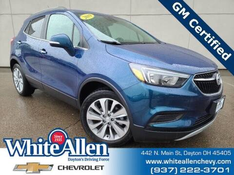 2019 Buick Encore for sale at WHITE-ALLEN CHEVROLET in Dayton OH