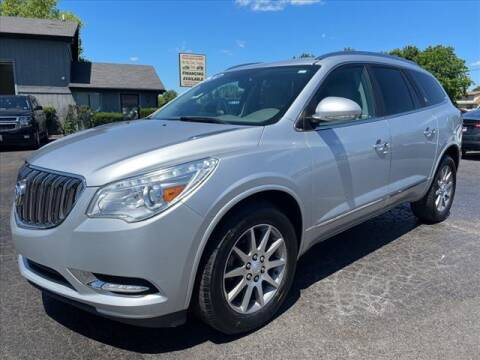 2014 Buick Enclave for sale at HUFF AUTO GROUP in Jackson MI