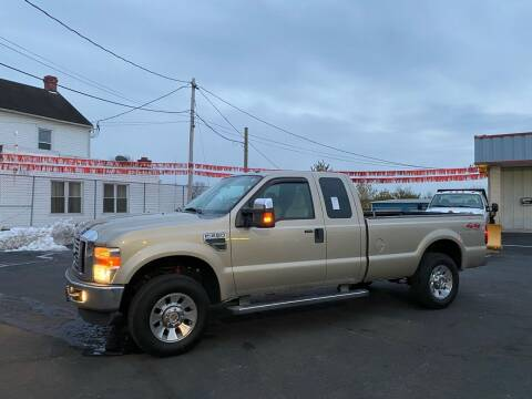 2009 Ford F-250 Super Duty for sale at FIESTA MOTORS in Hagerstown MD