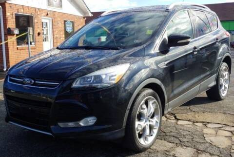 2013 Ford Escape for sale at L&M Auto Import in Gastonia NC