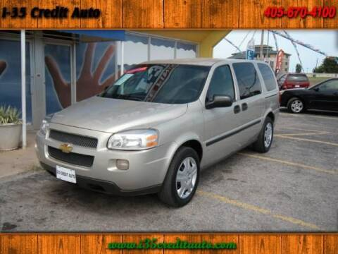 2007 Chevrolet Uplander for sale at Buy Here Pay Here Lawton.com in Lawton OK