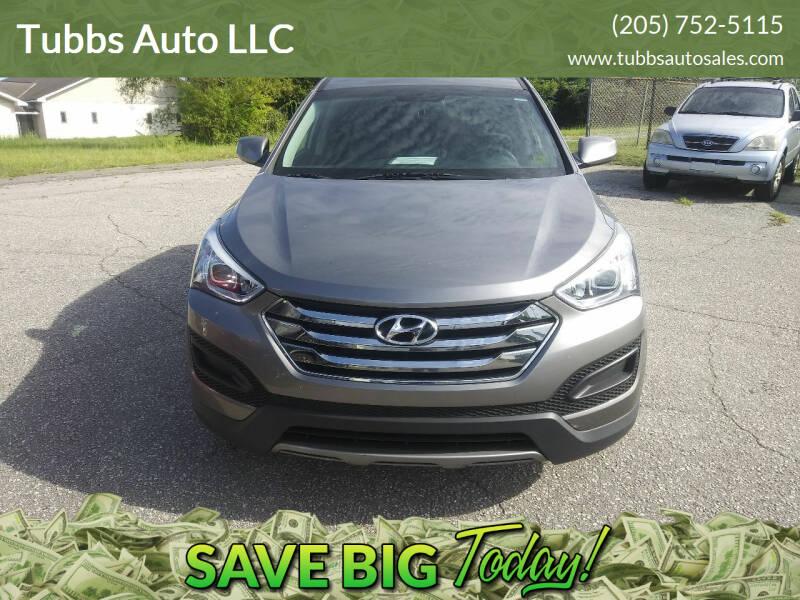 2014 Hyundai Santa Fe Sport for sale at Tubbs Auto LLC in Tuscaloosa AL