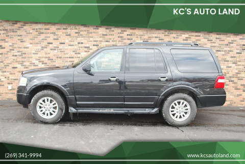 2013 Ford Expedition for sale at KC'S Auto Land in Kalamazoo MI