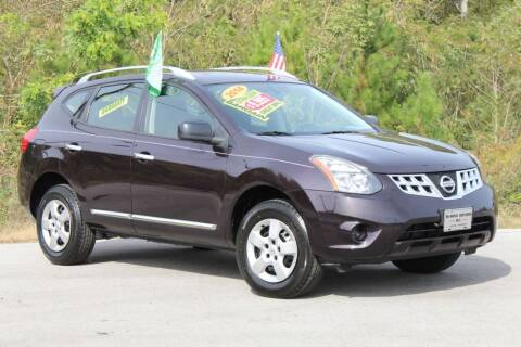 2014 Nissan Rogue Select for sale at McMinn Motors Inc in Athens TN