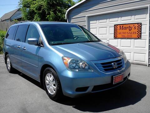 2008 Honda Odyssey for sale at Marty's Auto Sales in Lenoir City TN