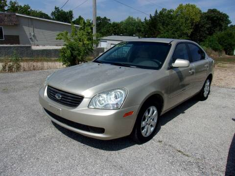 2007 Kia Optima for sale at HIGHWAY 42 CARS BOATS & MORE in Kaiser MO