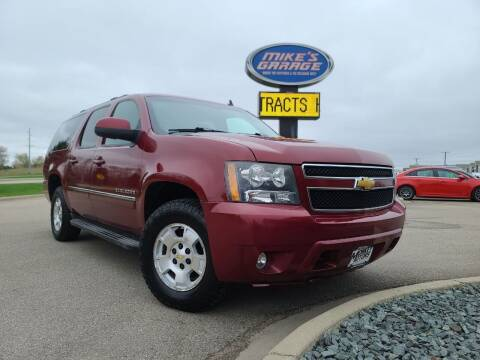2010 Chevrolet Suburban for sale at Monkey Motors in Faribault MN