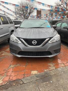 2016 Nissan Sentra for sale at GARET MOTORS in Maspeth NY