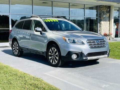 2015 Subaru Outback for sale at RUSTY WALLACE CADILLAC GMC KIA in Morristown TN