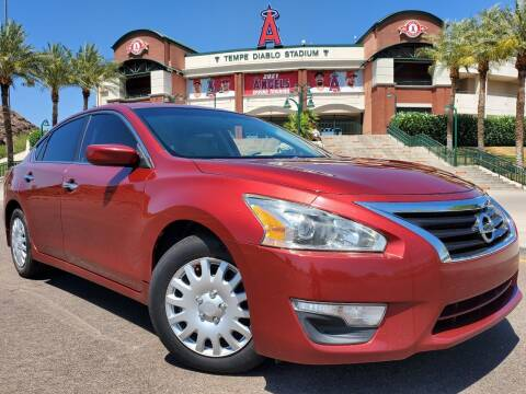 2015 Nissan Altima for sale at Arizona Auto Resource in Tempe AZ