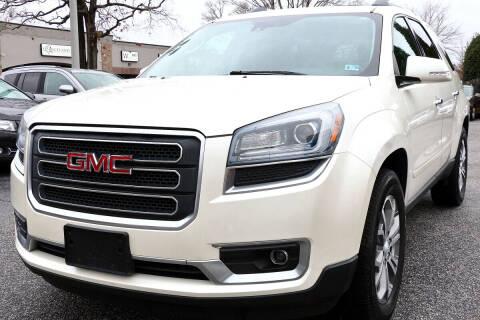 2014 GMC Acadia for sale at Prime Auto Sales LLC in Virginia Beach VA