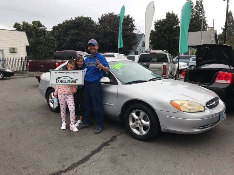 2000 Ford Taurus for sale at Salem Auto Market in Salem OR