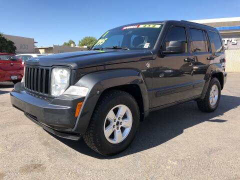 2011 Jeep Liberty for sale at Cars 2 Go in Clovis CA