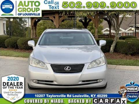 2007 Lexus ES 350 for sale at Auto Group of Louisville in Louisville KY