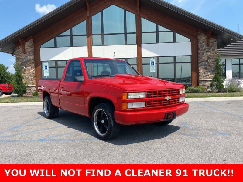 1991 Chevrolet C/K 1500 Series for sale in Troy, MO