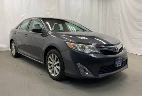 2012 Toyota Camry for sale at Direct Auto Sales in Philadelphia PA