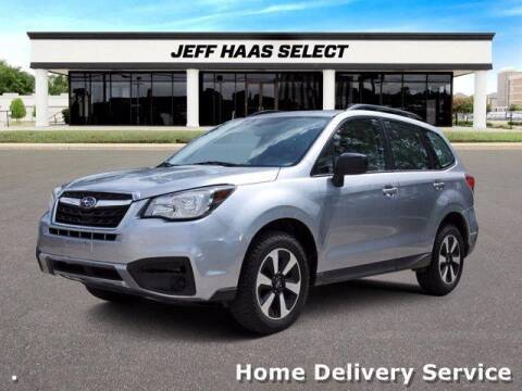 2018 Subaru Forester for sale at JEFF HAAS MAZDA in Houston TX