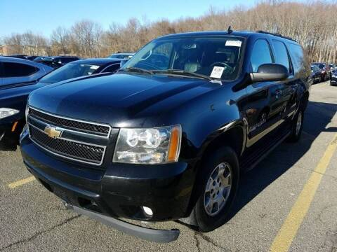 2007 Chevrolet Suburban for sale at DPG Enterprize in Catskill NY