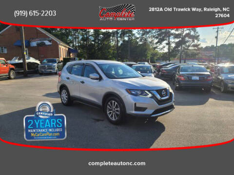 2017 Nissan Rogue for sale at Complete Auto Center , Inc in Raleigh NC