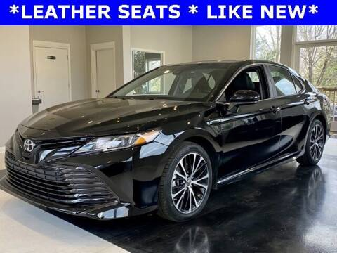 2019 Toyota Camry for sale at Ron's Automotive in Manchester MD