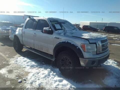 2011 Ford F-150 for sale at STS Automotive in Denver CO
