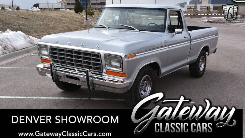 1978 Ford F-100 for sale in Englewood, CO
