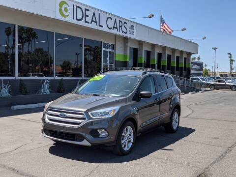 2017 Ford Escape for sale at Ideal Cars in Mesa AZ