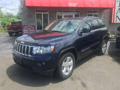 2013 Jeep Grand Cherokee for sale at Titan Auto Sales LLC in Albany NY