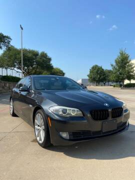 2012 BMW 5 Series for sale at Automotive Brokers Group in Plano TX