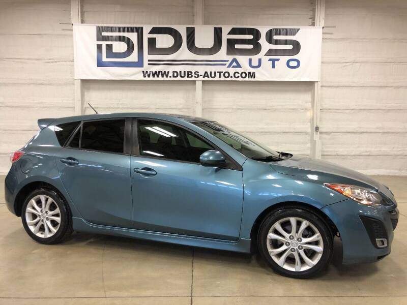 2011 Mazda MAZDA3 for sale at DUBS AUTO LLC in Clearfield UT