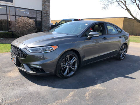2018 Ford Fusion for sale at Fox Valley Motorworks in Lake In The Hills IL