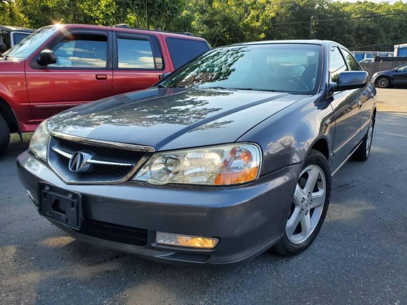 2003 Acura TL for sale at MX Motors LLC in Ashland MA