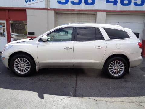 2011 Buick Enclave for sale at Best Choice Auto Sales Inc in New Bedford MA