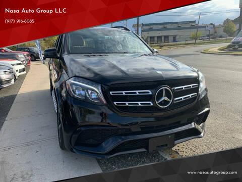 2017 Mercedes-Benz GLS for sale at Nasa Auto Group LLC in Passaic NJ