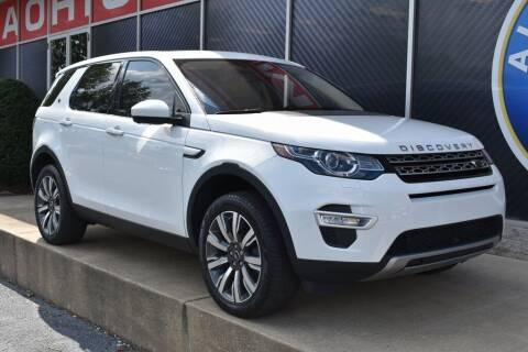 2017 Land Rover Discovery Sport for sale at Alfa Romeo & Fiat of Strongsville in Strongsville OH