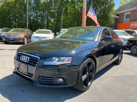 2012 Audi A4 for sale at Bloomingdale Auto Group in Bloomingdale NJ