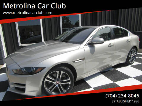 2017 Jaguar XE for sale at Metrolina Car Club in Matthews NC