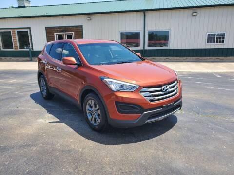 2015 Hyundai Santa Fe Sport for sale at Farmington Auto Plaza in Farmington MO