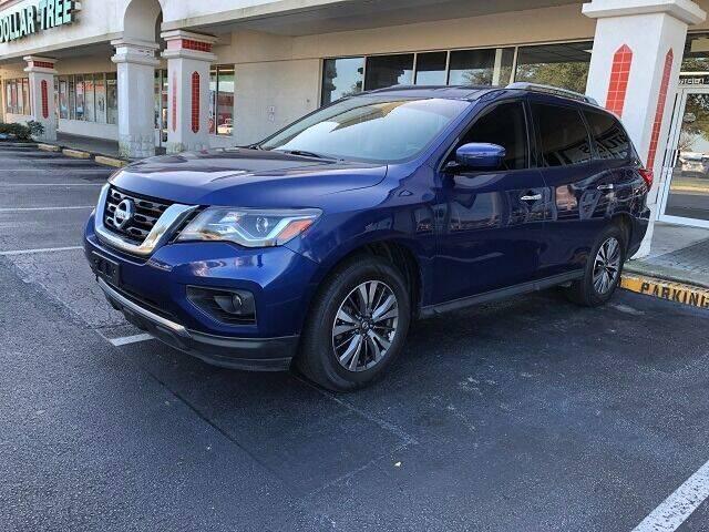 2017 Nissan Pathfinder for sale at Atlas Autoplex in Jacksonville FL