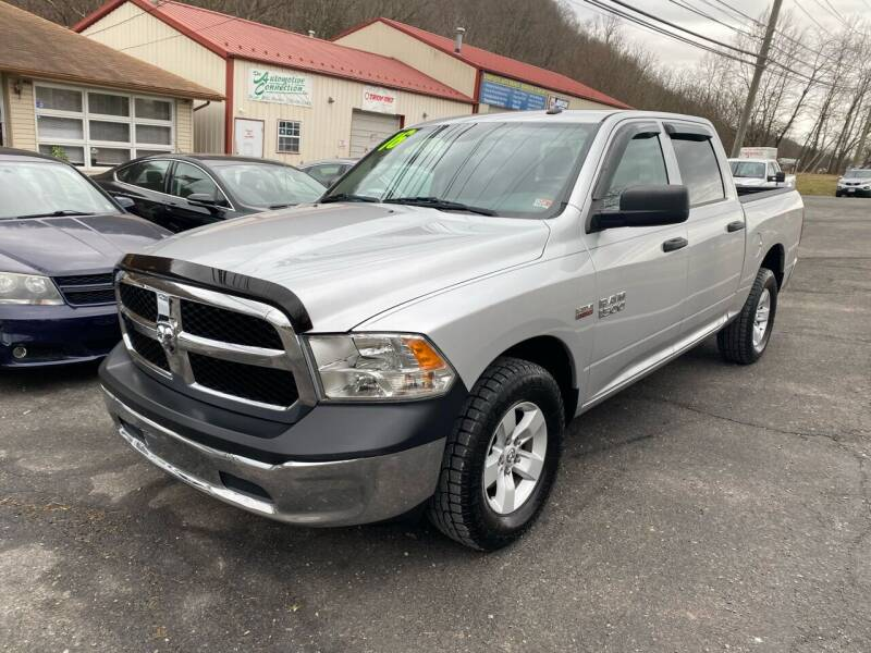 2016 RAM Ram Pickup 1500 for sale at THE AUTOMOTIVE CONNECTION in Atkins VA