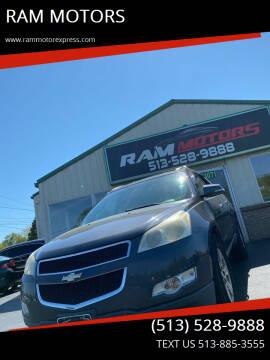 2009 Chevrolet Traverse for sale at RAM MOTORS in Cincinnati OH