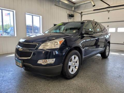 2012 Chevrolet Traverse for sale at Sand's Auto Sales in Cambridge MN