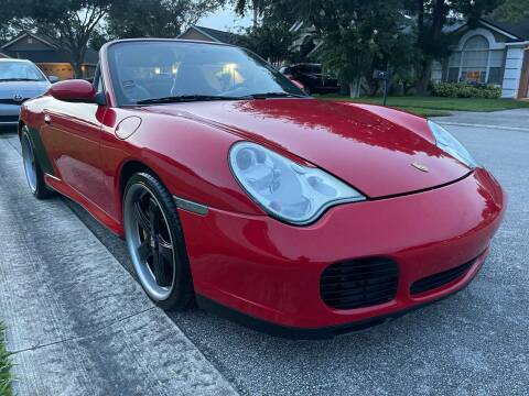2004 Porsche 911 for sale at Perfection Motors in Orlando FL