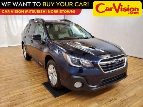 2018 Subaru Outback for sale at Car Vision Mitsubishi Norristown in Trooper PA
