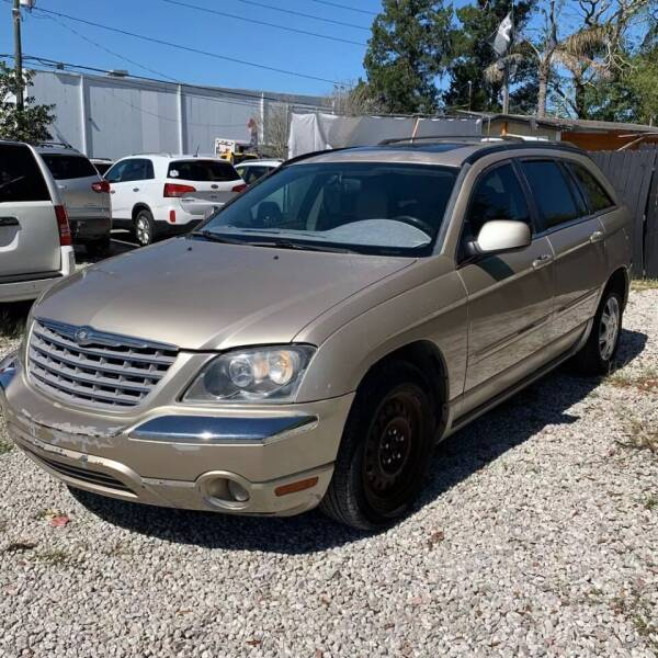 2006 Chrysler Pacifica for sale at CARZ4YOU.com in Robertsdale AL