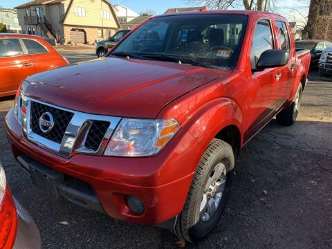 2013 Nissan Frontier for sale at Charles and Son Auto Sales in Totowa NJ
